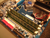 Jupiter hardware - Memory modules added.