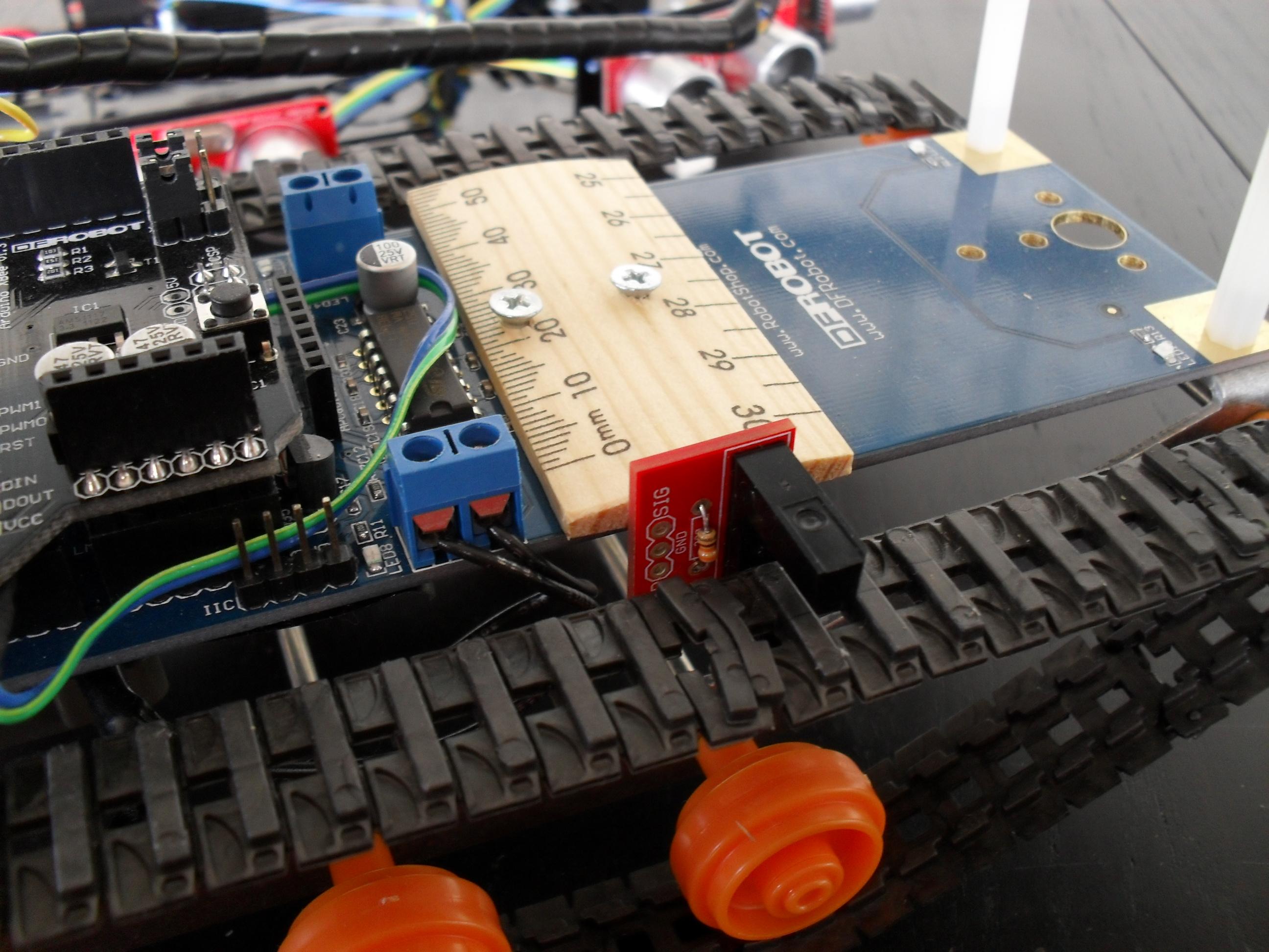 Midnight Code Project Tank Arduino Photointerruptercircuitpng Photo Interrupter